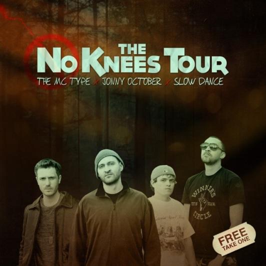 No Knees cover V1